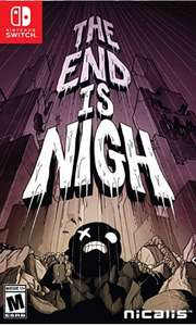 Nintendo Switch The End is Nigh [amazon.com]