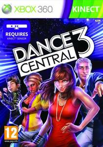 Dance Central 3 Xbox 360 Kinect für 24,65 € @ Zavvi