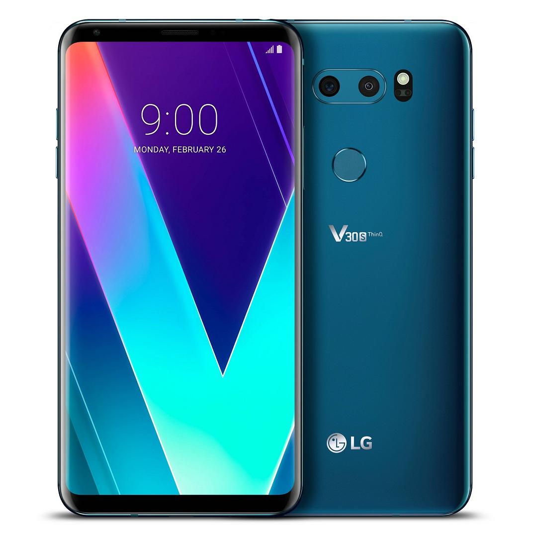 "LG V30 Smartphone (6"", 2880x1440 Pixel, 4GB/64GB, Snapdragon 835, 3300 mAh, Android 8.0) für 258,24€ [eBay-Saturn]"
