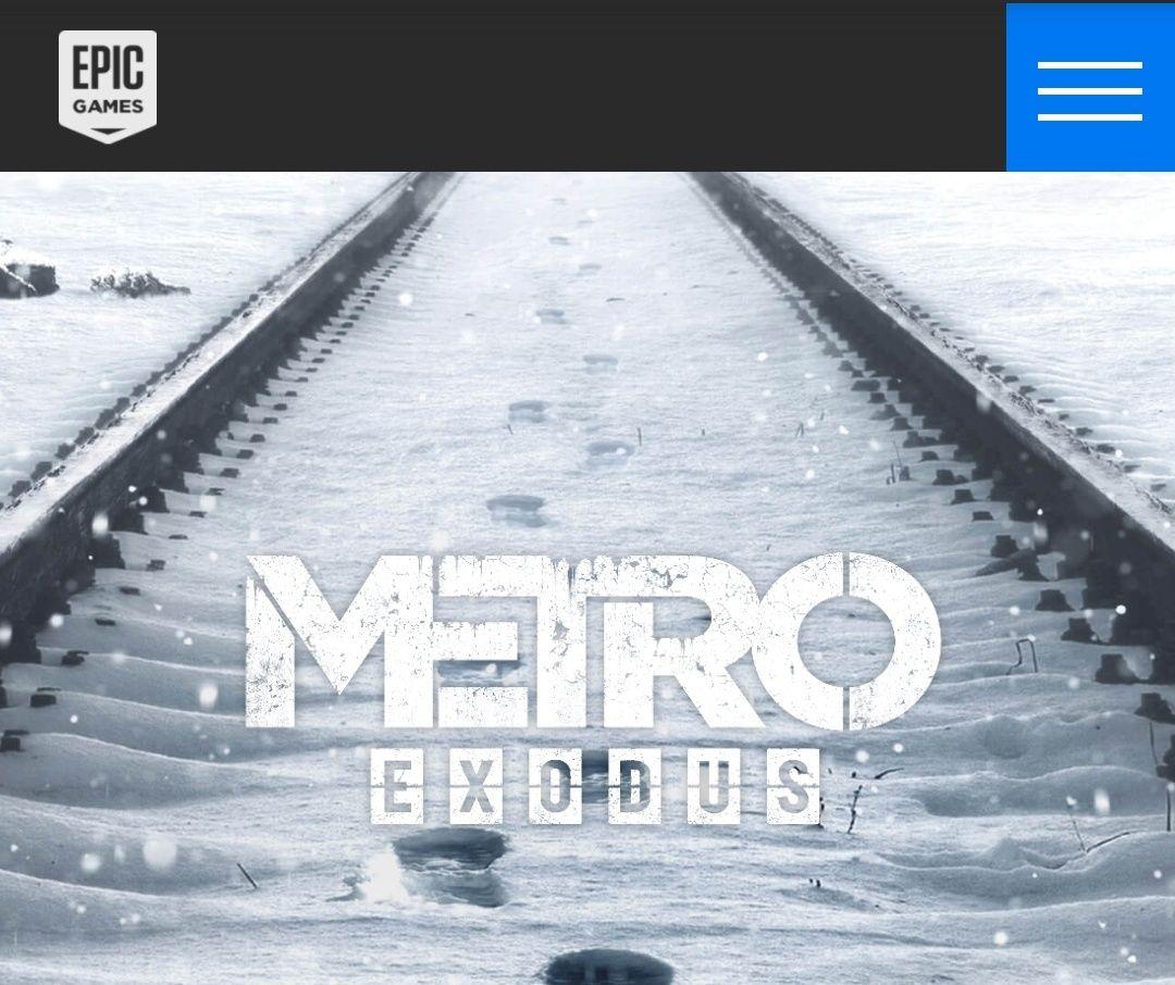 """[PC] Metro Exodus dank VPN für 4.47EUR im """"indischen""""  Epic Store sowie World War Z für 5.36EUR"""