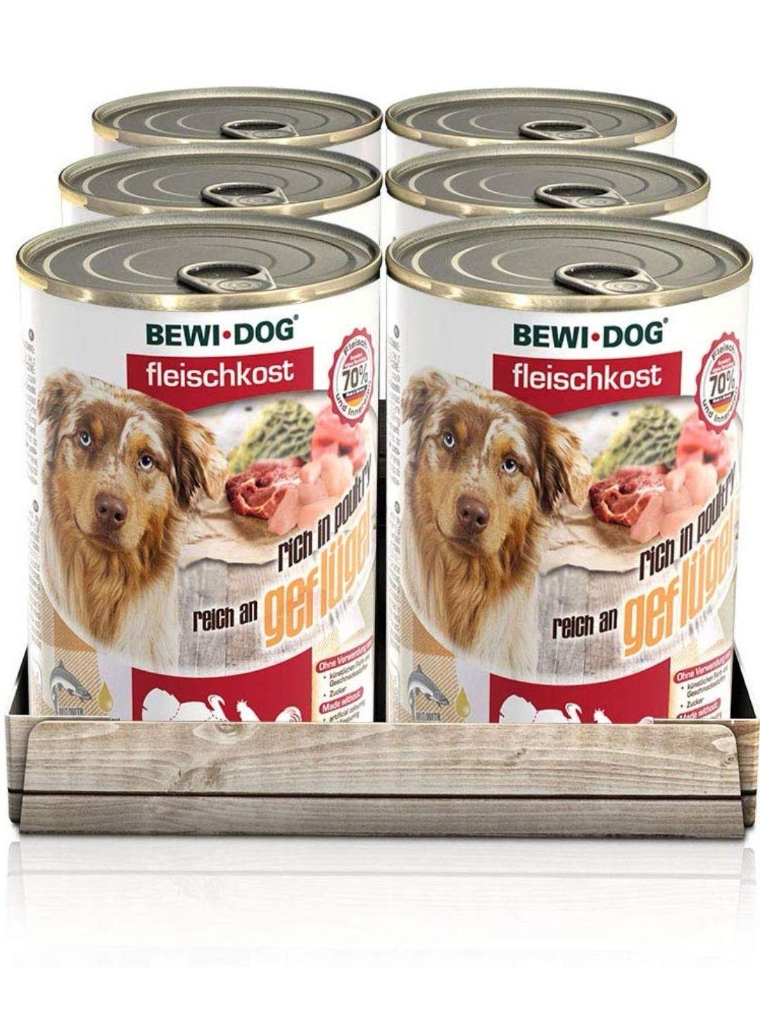 Amazon Prime -  6x Nassfutter für Hunde für 1,89€ (Versand 2-5 Wochen)