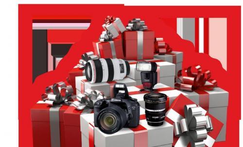 Canon Cash-Back-Aktion noch bis 20.01.2013 auf ausgewählte Objektive u. Bodies!