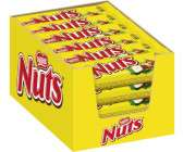 Nuts Schoko-Riegel 24er Pack (24 x 42g) - Amazon (Prime)