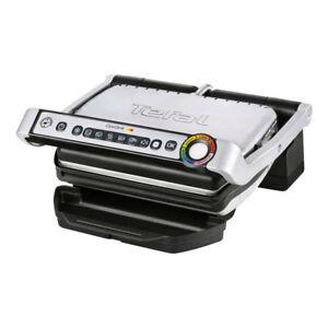 [Ebay] TEFAL GC 702 D Optigrill Kontaktgrill schwarz/Edelstahl Auftaufunktion
