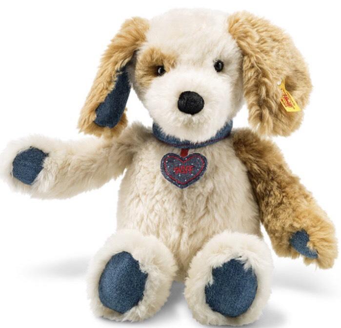 [Limango-Outlet] Steiff 84423 Denim Darlings Sniff Hund