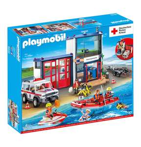 PLAYMOBIL® Deutsches Rotes Kreuz Mega-Set 9533