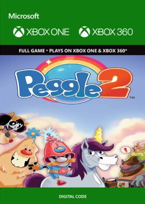 Peggle 2 (Xbox One/Xbox 360) für 1,09€ (CDkeys)
