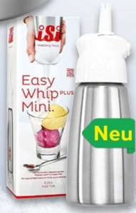 [Kaufland] iSi Easy Mini Whip Sahnespender 0,25l