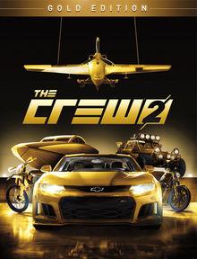 The Crew 2 Gold Edition (PC) mit PayPal Gutschein bei UPLAY
