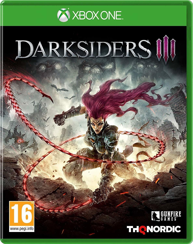 Darksiders III (Xbox One & PS4) für je 18,78€ (HD Gameshop)