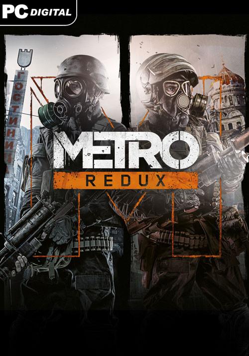 Metro Redux Bundle (Steam) für 7,48€ (Steam Store)