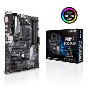 ASUS Prime B450-Plus Mainboard AM4 Sockel