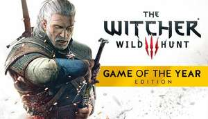 The Witcher 3: Wild Hunt Game of the Year Edition (GOG/DRM-Frei) für 11.60€ (HRK Game)