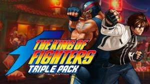 The King of Fighters Triple Pack (Steam) für 6,99€ (Fanatical)