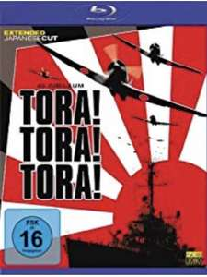 Tora! Tora! Tora! (Extended Japan Cut) Blu-ray [amazon Prime+Mediamarkt Abholung]