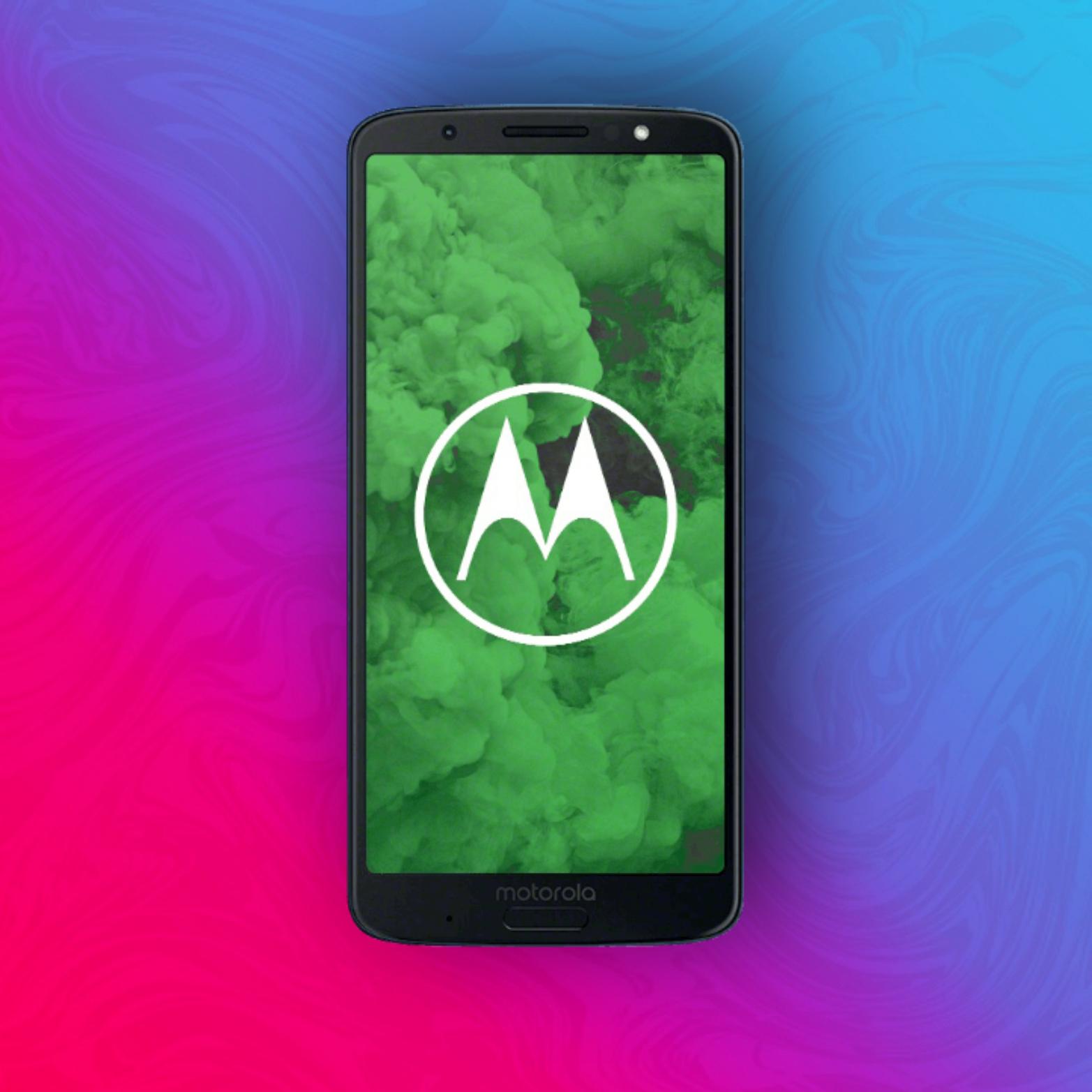 Motorola Moto G6 Plus 64/4GB - Snapdragon 630 - NFC: Google Pay - Dual SIM