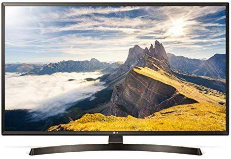 LG 49UK6400PLF 123 cm (49 Zoll) Fernseher (Ultra HD, Triple Tuner, 4K Active HDR, Smart TV) [Amazon]