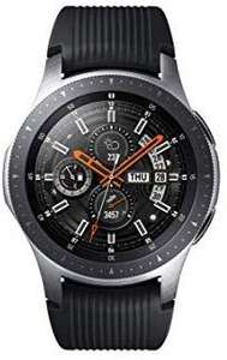 Samsung SM-R805 Galaxy Watch 46 mm (LTE), Silber [Amazon]