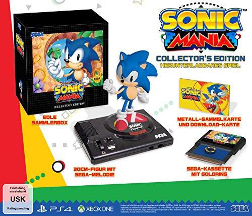 Sonic Mania: Collectors Edition (Xbox One) für 48,32€ (Amazon)
