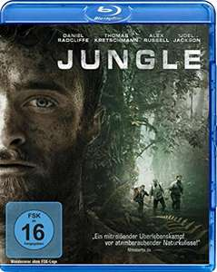Jungle (Blu-ray) für 5€ (Amazon Prime & Media Markt)