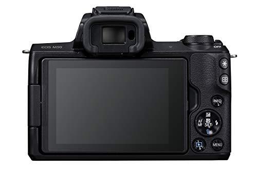 Canon EOS M50, 18-150mm Kit bei Amazon.fr