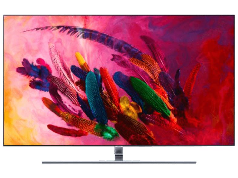 "[Lokal: Media Markt Gifhorn & Wolfsburg] SAMSUNG GQ55Q7FN 55"" QLED Smart TV (120 Hz, VA, Edge LED, 10bit, Tizen) + 100€ Geschenk-Coupon"