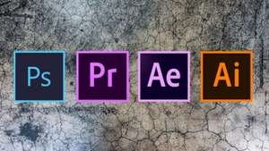 Adobe Masterclass: Illustrator, Photoshop & After Effects - gratis Udemy Kurs