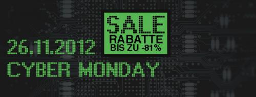 Cyber Monday bei Comtech: Rabatte bis zu 81%