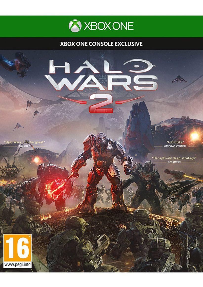Halo Wars 2 (Xbox One) für 8,55€ (SimplyGames)