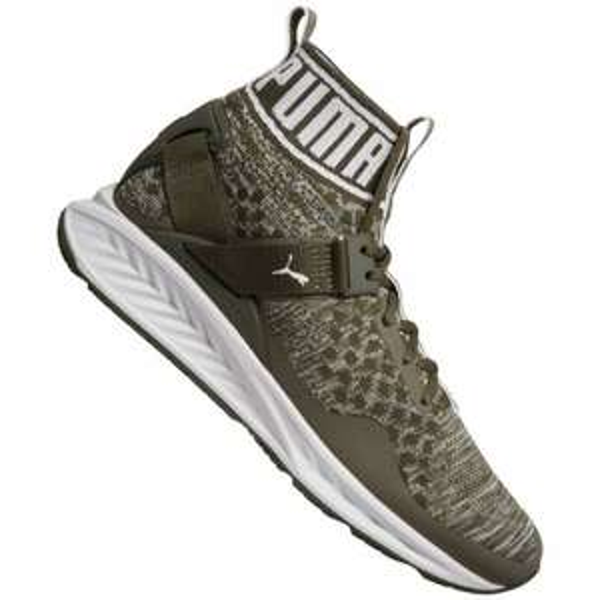 PUMA Ignite evoKNIT Sport Sneaker