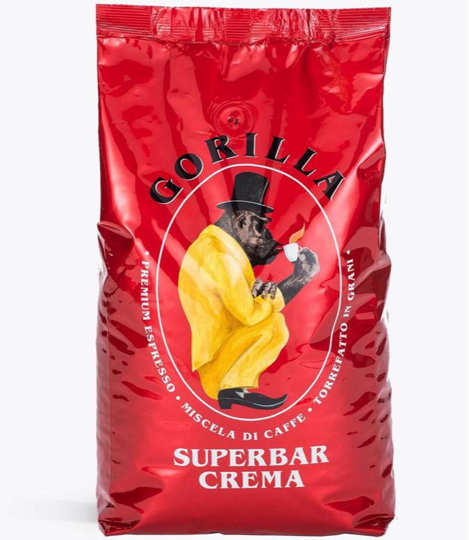 10€ Gutschein (30€ MBW) für Roastmarket über PayPal: z.B. 3 x Gorilla Superbar Crema 1kg (ca. 11,44€ / kg)