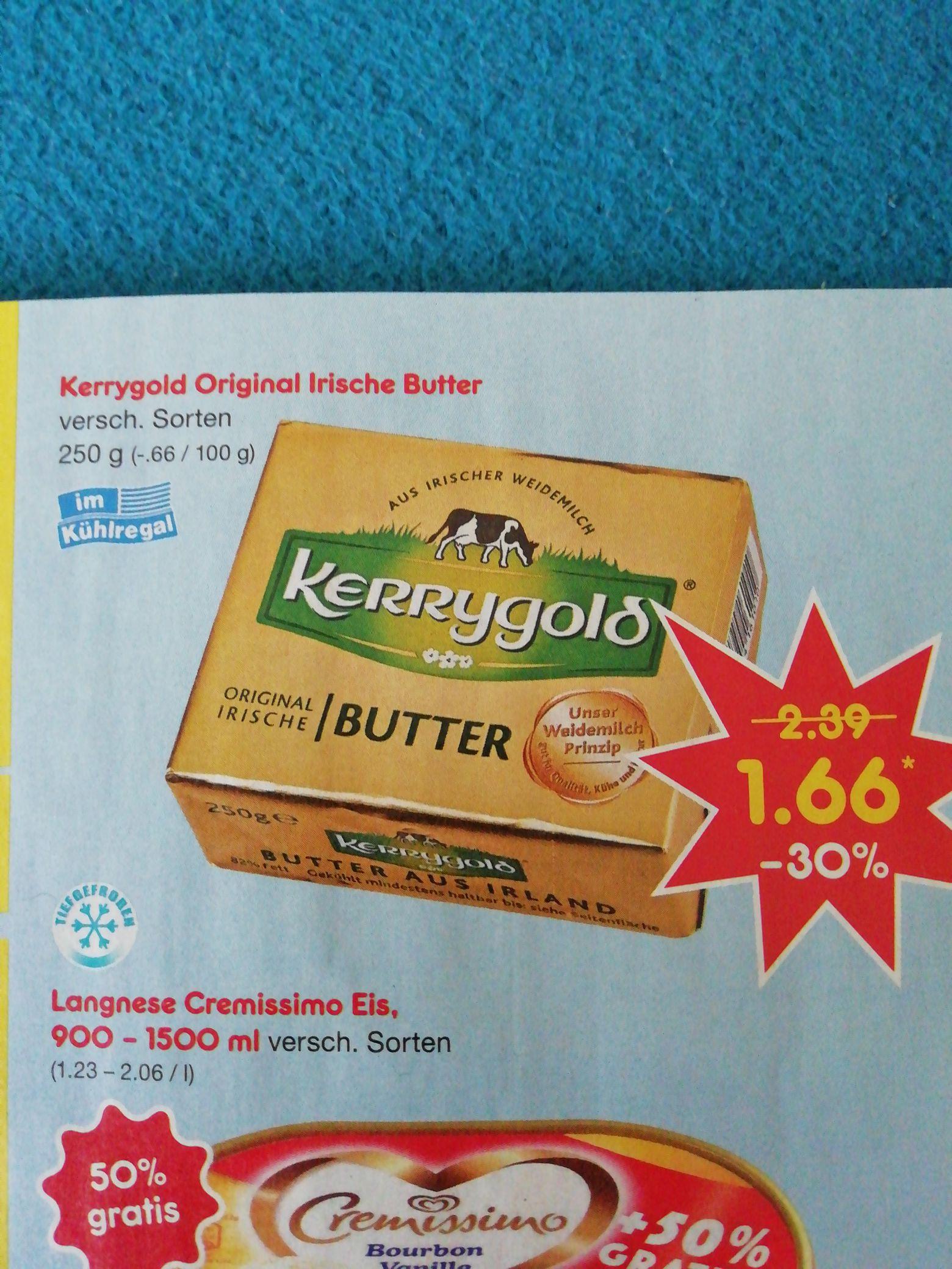 Kerrygold Original Irische Butter bei Netto Marken-Discount
