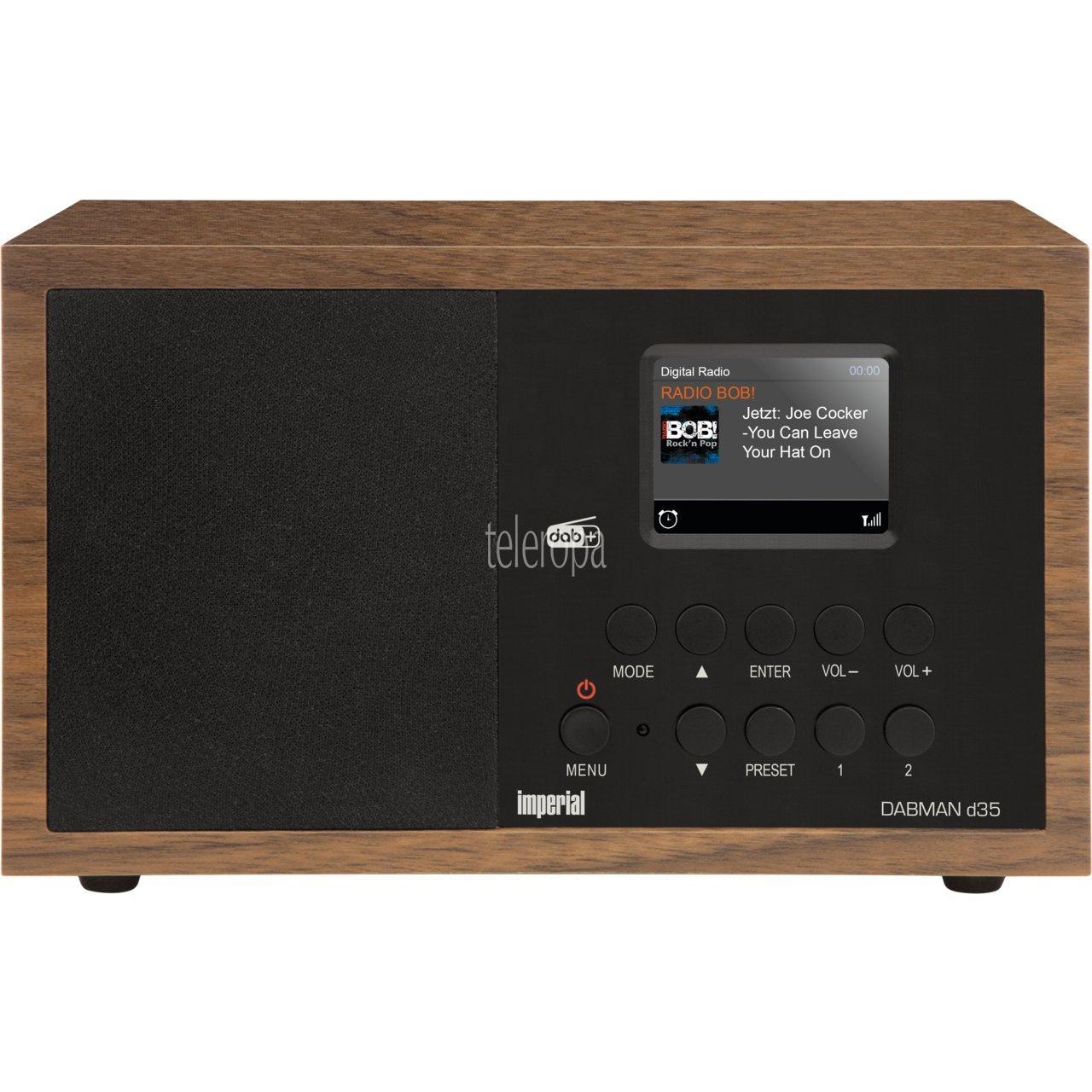 imperial dabman d 35 bt digitalradio mono bluetooth 3 0. Black Bedroom Furniture Sets. Home Design Ideas