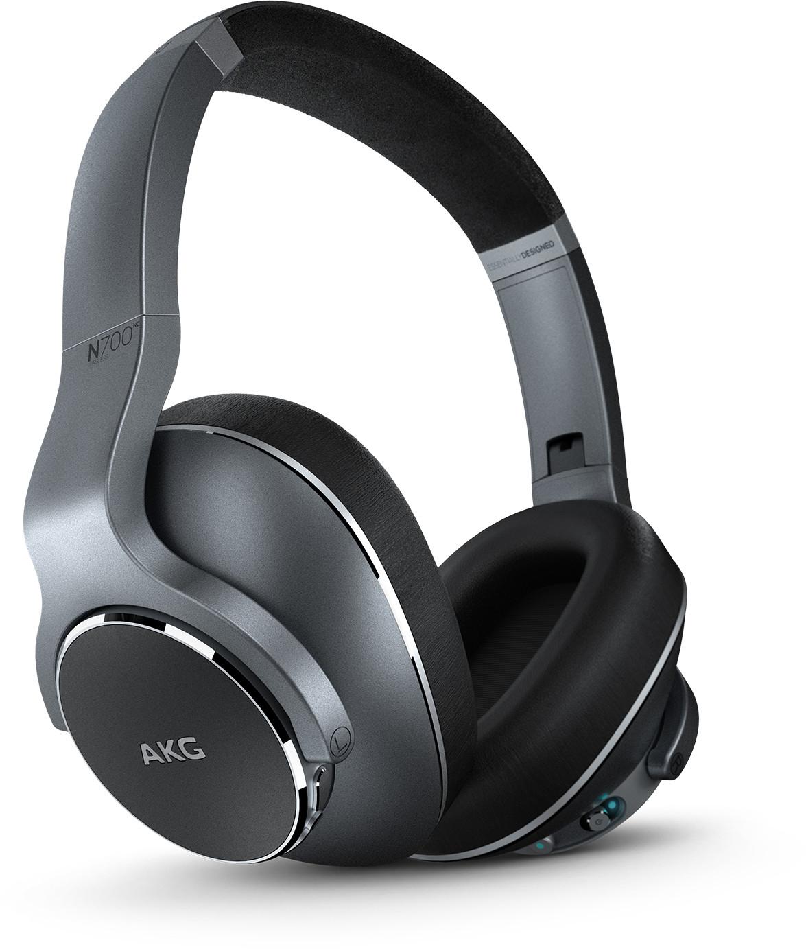 AKG N700NC - Wireless Kopfhörer mit ANC | 20 Stunden Laufzeit | zusammenklappbar