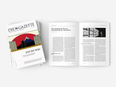 DIE GAZETTE - Die aktuelle Ausgabe kostenlos - keine Kündigung notwendig