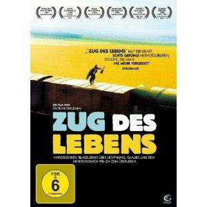Blu-Ray: Zug des Lebens ... 4,97€ ... @Amazon.de