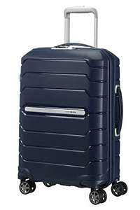 [Amazon] SAMSONITE Flux - Spinner 55 cm - blau (Koffer)