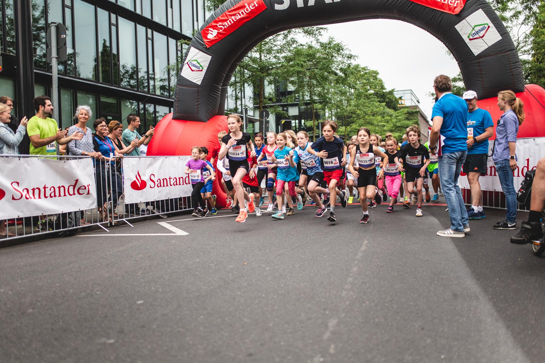 [Mönchengladbach] Freistart Santander Marathon (10 km/HM/M) [nur 500 Stk. verfügbar!]