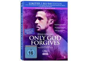 (Saturn & Amazon Prime) Only God Forgives (Mediabook) [Blu-ray]