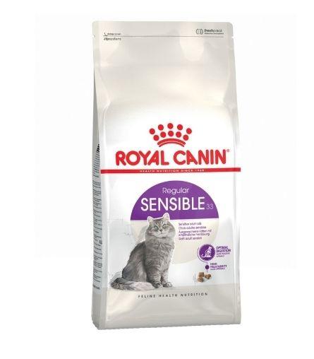 2kg Royal canin sensible 33 Katzen Trockenfutter - ab 29€ Versand kostenlos