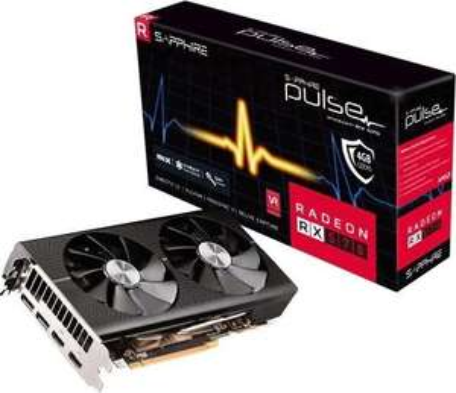 Sapphire Pulse Radeon RX 570 4G