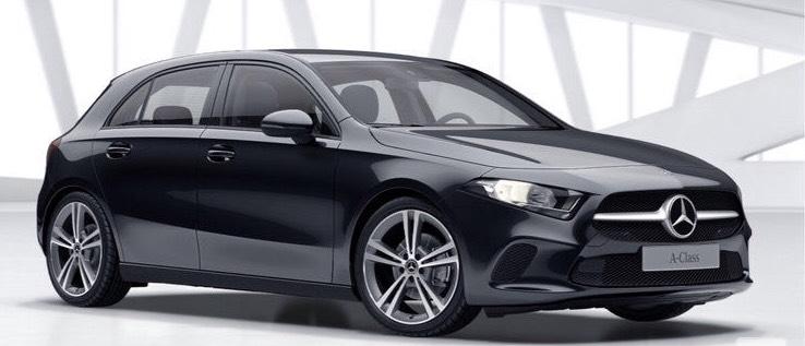 NEUWAGEN Mercedes-Benz A180 Edition 19 für 199,- € p.M. / LF: 0,61%