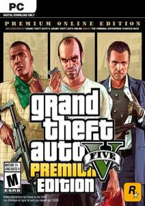 Grand Theft Auto V Premium Edition (PC) für 8,79€ (Humble Store)