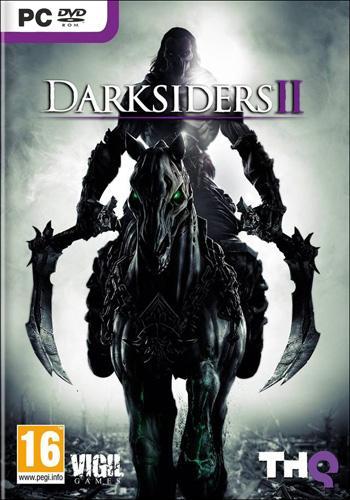 Darksiders 2 STEAM KEY
