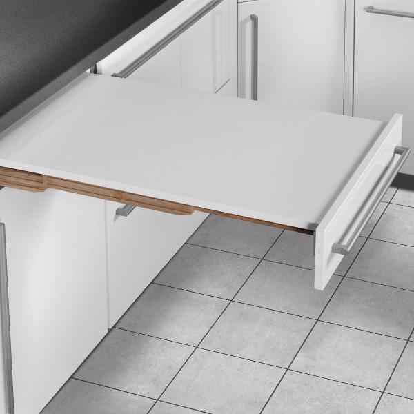 Küchenhelfer zum kleinen Preis von Hailo: Rapid Einbautisch zum Ausziehen
