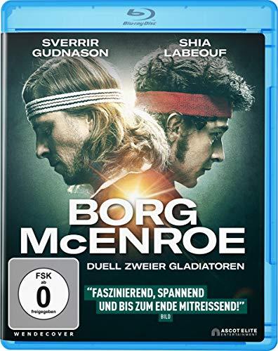 Borg McEnroe - Duell zweier Gladiatoren (Blu-ray) für 5€ (Amazon Prime)