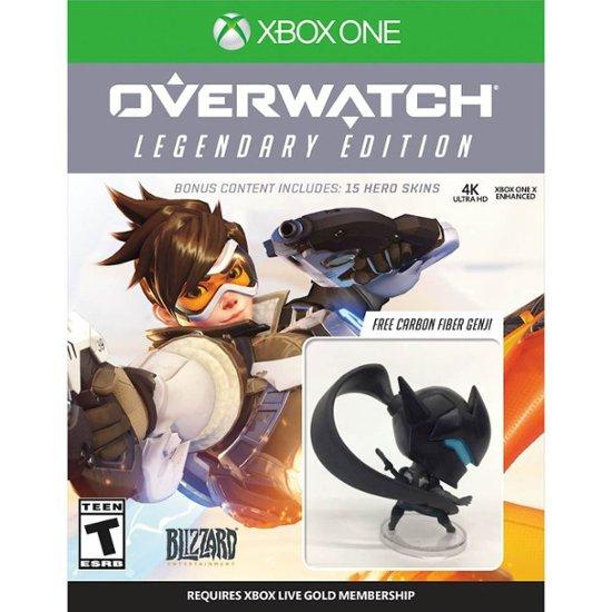 Overwatch Legendary Holiday Bundle (Xbox One & PS4) für je 23,28€ (Amazon US)