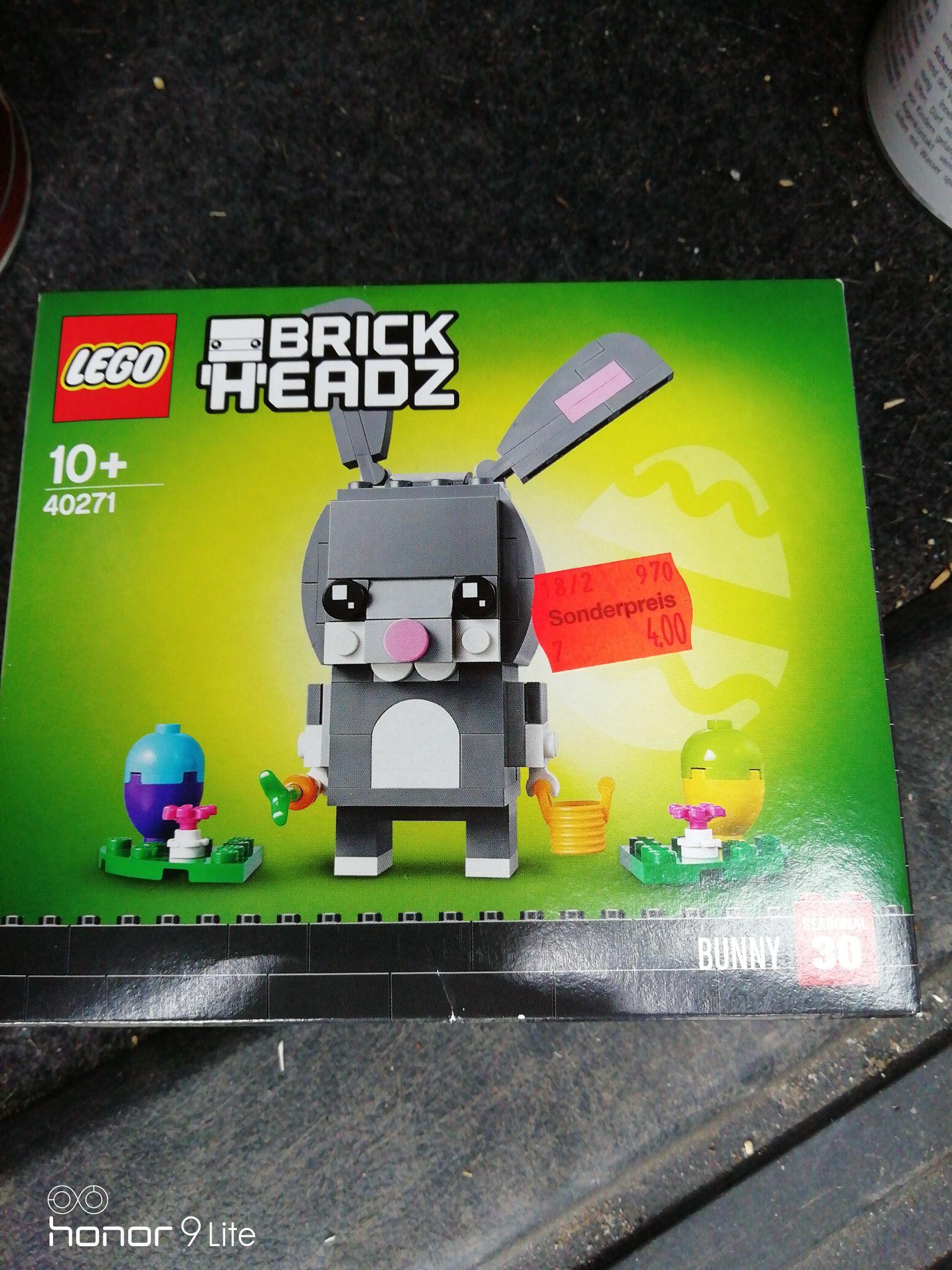 Lego Brick Headz 40271,Jawoll Sereetz lokal