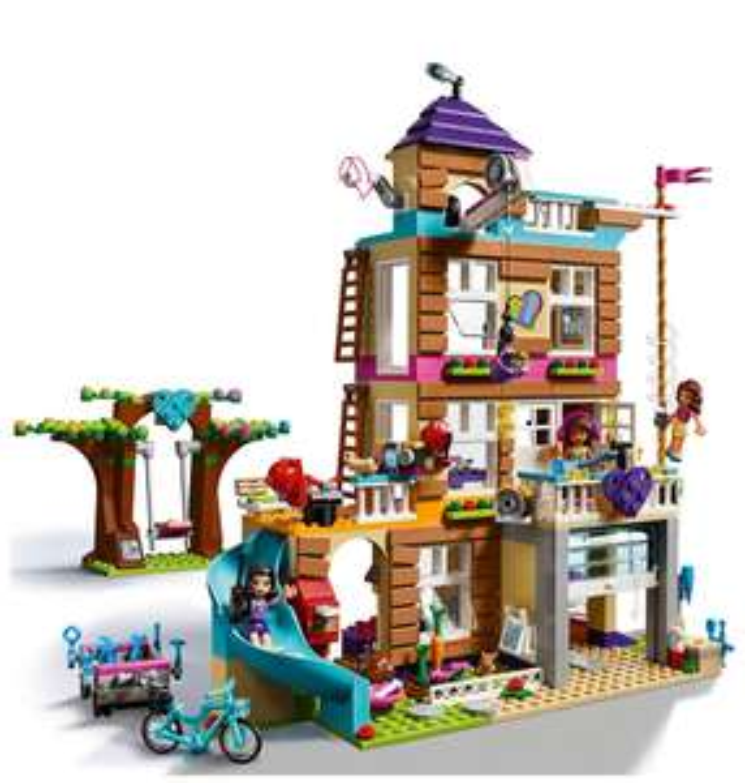 [MyToys] 15% auf Lego Friends bei MyToys z.B. Freundschaftshaus 41340 für nur 48,84 (plus Cashback und Newsletter)