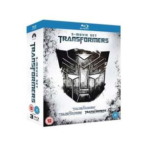 Blu-Ray - Transformers 1-3 Box Set (3 Discs) für €23,94 [@Amazon.co.uk]